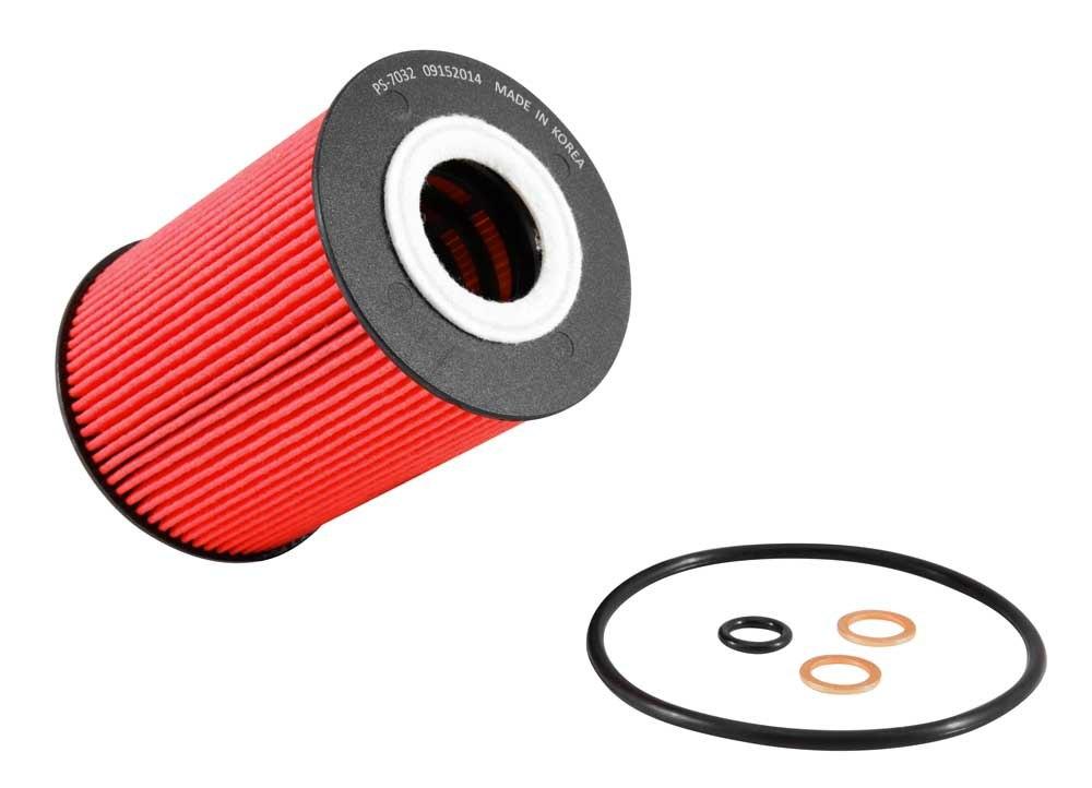 Filtr oleju K&N PS-7032 - GRUBYGARAGE - Sklep Tuningowy